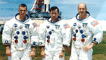 apollo 2 crew - photo #1