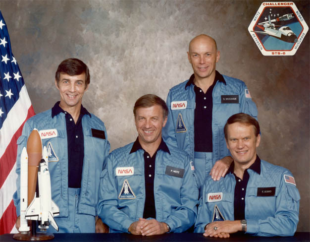 space shuttle challenger crew names - photo #10